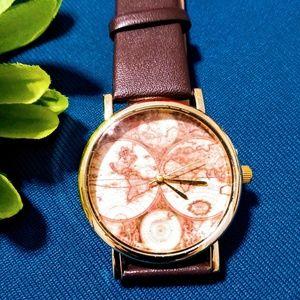 New Love To Travel Wristwatch